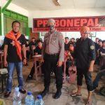 Ketua umum  PP Bonepal  Angkatan ke XIII kebangkitan Organisasi dari tidur panjangnya