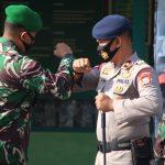 Begini Kejutan Spesial Batalyon C Pelopor, di HUT TNI ke 75