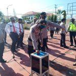 Subhanallah AKBP Iwan Irmawan S.Ik, ajak seluruh personel jajara polres  Sinjai sedekah Rp 1000 setiap hari