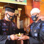 Gelar Peringatan Maulid Nabi Muhammad SAW 1442 H Secara Virtual, Batalyon C pelopor tetap dengan Protokol kesehatan Covid-19