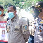 Ops Yustisi Dilaksanakan Terpadu, Pjs. Bupati Tana Toraja dan Kapolres Tana Toraja Kawal