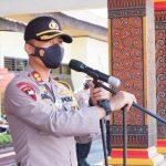 Cegah Potensi Penyebaran Covid melalui Kerumunan, Polres Tana Toraja Tidak Terbitkan Surat Ijin Keramaian