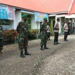 Babinsa  Koramil 04/Tellu Siattinge Hadiri Upacara Hari Pahlawan Tingkat  Kecamatan