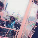 Senyum Sumringah Kawulo Alit/rakyat kecil penjual polo pendem kacang tanah rebus Senyumkan Ibu Pertiwi Nusantara