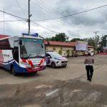 Satuan Lalu Lintas Polres Bone, Terima Unit Mobil Layanan SIM Keliling
