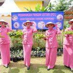 Kunjungi Bhayangkari Cabang Soppeng, Ini Pesan Ketua Bhayangkari Daerah Sulsel