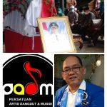 Ketua umum PADMI ucapkan belasungkawa Atas wafatnya Putra terbaik Bone ,H.A.M.Idris Galigo SH.MH