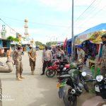 Polres Sinjai Gencar Laksanakan Operasi Yustisi Gabungan,Sasar Warga Yang Tidak Patuh Protokol Kesehatan