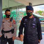 Kunjungi Soppeng, Danyon C Pelopor Pantau Pengamanan Rapat Pleno Terbuka Rekapitulasi Suara Tingkat KPUD