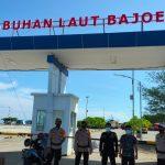 Demi Menjaga Kondusifitas Keamanan di Kabupaten Bone, Ini yang Dilakukan Personel Brimob Bone