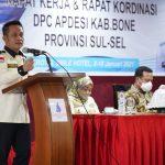 Raker APDESI kab Bone sukses di gelar di Makassar untuk ketiga kalinya