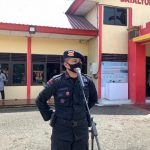 Peduli Gempa Sulbar ,Yon C pelopor Bone kirim 1 SS T personil ke lokasi bantu korban