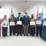 Dubes Maroko Beri Penghargaan ke Ratusan Media Massa, Berandankrinews.com, nangkring diurutan ke 12