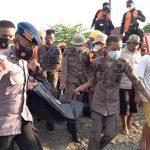 Tim SAR GabunganTemukan Warga Yang Tenggelam di Aliran Sungai Libureng Dalam Keadaan Meninggal