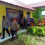 Wakapolres Sinjai Pimpin Penilaian Kampung Tangguh Balla Ewako dan Deteksi Dini Dikec. Bulupoddo