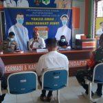 Tenaga Medis Penerima Vaksin Pertama di  Pulau Sebatik