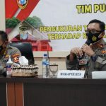 Tim Puslitbang Mabes Polri Kunjungi Polres Nununukan