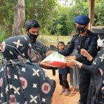 Luar Biasa' Kembali!! PASKAS Bersama Brimob Bone Salurkan 10 Ton Beras ke 14 Ponpes di Bone Selatan