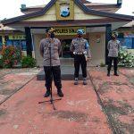 Komitmen Zona Integritas Menuju WBK, Kapolres Sinjai Semangat Pimpin Yel – Yel.