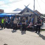 Operasi Yustisi, Polres Sinjai Bersama Tim Gabungan Giatkan 5M Kepada Masyarakat
