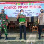 Mantap!!! Tripika Palakka dukung Pembentukan Posko PPKM Serentak Di wilayahnya