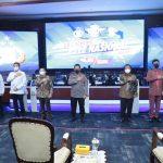 Kapolri Resmi Launching Etle Nasional Tahap 1, 12 Polda Terapkan Tilang Elektronik