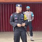 Pastikan Kondusifitas Keamanan Di Kabupaten Boven Digoel, Danyon Gas Lakukan Ini