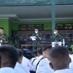 Sebanyak 348 orang berhak melanjutkan tes pusat di rindam XIV/Hasanuddin