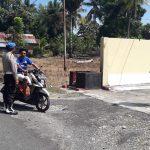 Brigpol Andi Parakkasi Sampaikan Imbauan Kamtibmas dan Sosialisasikan 5 M lewat Giat Sambangi Desa