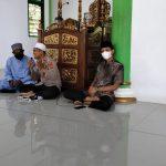 Aksi Aipda A. Syarif Alqadri, SH di desa kampuno, untuk kedua kalinya kembali memukau ibu-majelis taklim.