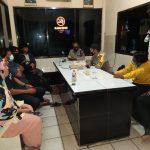 Gabungan Team Opsnal Polsek Tante Ria Polres Bone ,amankan Pemuda Yang hendak Bentrok Di Majang