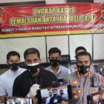 Satgas Mafia Tanah Polda Banten Ungkap pelaku pembuat 690 AJB Palsu