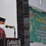Kasrem 141/Toddopuli Hadiri peringatan Malam Nuzulul Qur'an,tema Aktualisasi Nilai-nilai Puasa Ramadhan,Begini Amanat Danrem
