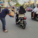 Tak Sampai 3 Jam, Relawan Posko Bersama Peduli NTT di Nunukan Mampu Galang Dana Sebanyak Rp. 27,8 Juta