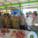 Gubernur: Harga Daging Ayam Di Muntok Masih Tinggi.