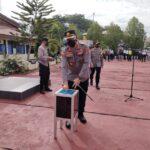 Sisihkan Rezeki Melalui Kotak Amal, AKBP Iwan Irmawan ,rutinitas personil polres untuk tabungan Akhirat