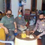 Kasat Lantas Polres Bone Himbau Pemilik Hajatan Pesta Pernikahan untuk tidak menutup Jalan