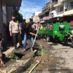 Camat Tanete Riattang ikut Kerja Bakti Gabungan Lintas Sektor dan Sosialisasi Perilaku Hidup Bersih Sehat di wilayahnya