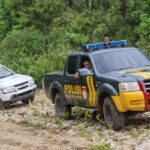 Tempuh Perjalanan Sejauh 218 kilometer  Team Baznas bersama UPZ Polres Bone Peduli tiba dipelosok ujung Barat Kabupaten Bone