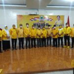 Musda III PARTAI GOLKAR Mateng Syahrir Nahkodai Golkar Mateng ,Selamat !!!