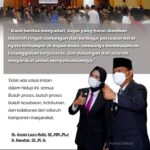 Bupati Bersama Wakil Bupati Nunukan Sampaikan Pidato Perdana di Rapat Paripurna DPRD