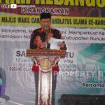 PCNU Nunukan Gelar Halal Bi Halal dan Pengukuhan Pengurus Majlis Wakil Cabang Nahdlatul Ulama Se Kabupaten Nunukan
