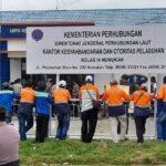Puluhan TKBM Lakukan Aksi Ujuk Rasa di Depan Kantor Syabandar Nunukan,Ini Tuntutannya