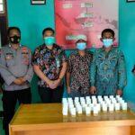 Wujudkan Desa Bersinar, BNN Gelar Tes Urine Tahap Pertama Di Dua Desa