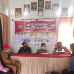 Tiga Pilar Kamtibmas, Desa Salebba.                    Gelar Fokus Group Discussion, Bhabinkamtibmas Andi Ikbal Rosani: Ini Masalah Yang dibahas