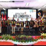 Dilaksanakan Secara Virtual, Aco Lundayeh 2 Tetap Berjalan Elegan dan Meriah