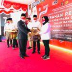 """""""PEMBERIAN REMISI UMUM BAGI NARAPIDANA DAN ANAK DALAM RANGKA HARI KEMERDEKAAN REPUBLIK INDONESIA KE- 76 TAHUN 2021 SERENTAK SECARA VIRTUAL PADA LAPAS KELAS IIB NUNUKAN"""""""