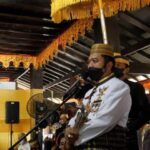 Andi Bau Akram Dai , Dilantik menjadi Raja Mamuju ,Selamat