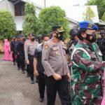 Batalyon C Pelopor Berangkatkan  2 Detasemen Anti Anarki Amankan PON XX Papua
