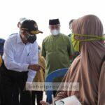 Menko Muhadjir Effendy Tinjau Vaksinasi di Bukit Dealova